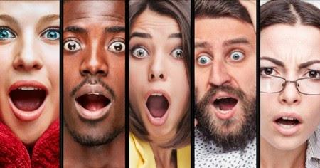 ¿Realmente las mujeres muestran más expresiones faciales que los hombres?