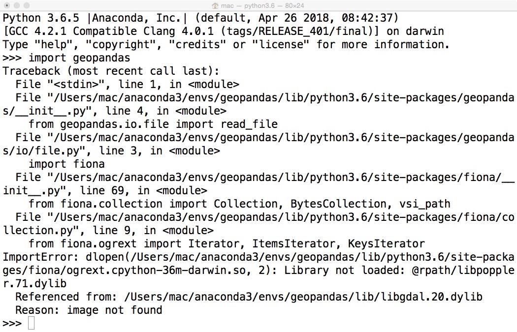 Geopandas read files