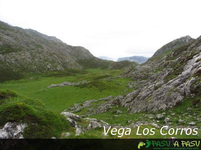 Vega los Corros, en Picos de Europa