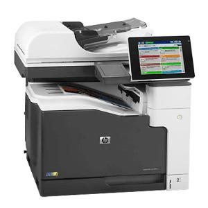 HP LaserJet 700 Color MFP M775dn Driver