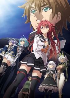 Shinmai Maou no Testament Departures OVA BD Sub Indo