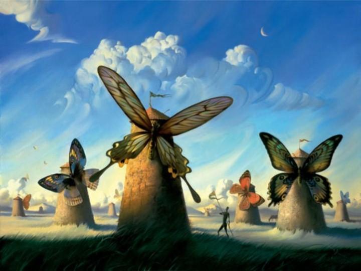 Понятный сюрреализм. Владимир Куш