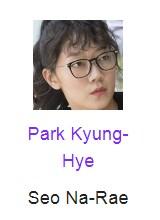 Park Kyung-Hye pemeran Seo Na-Rae