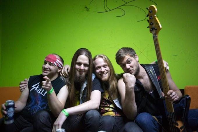 La banda de heavy Metal alemana llamada BOOZE CONTROL lanzarán su cuarto álbum de larga duración