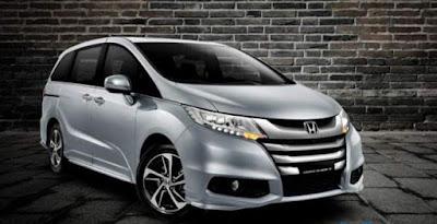 2018 Honda Odyssey États-Unis Changements, moteur, prix et date de sortie Rumeur