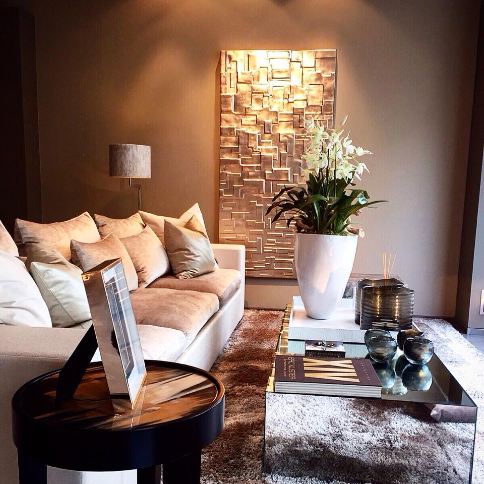 ByElisabethNL: Metropolitan Luxury: Interior Design By