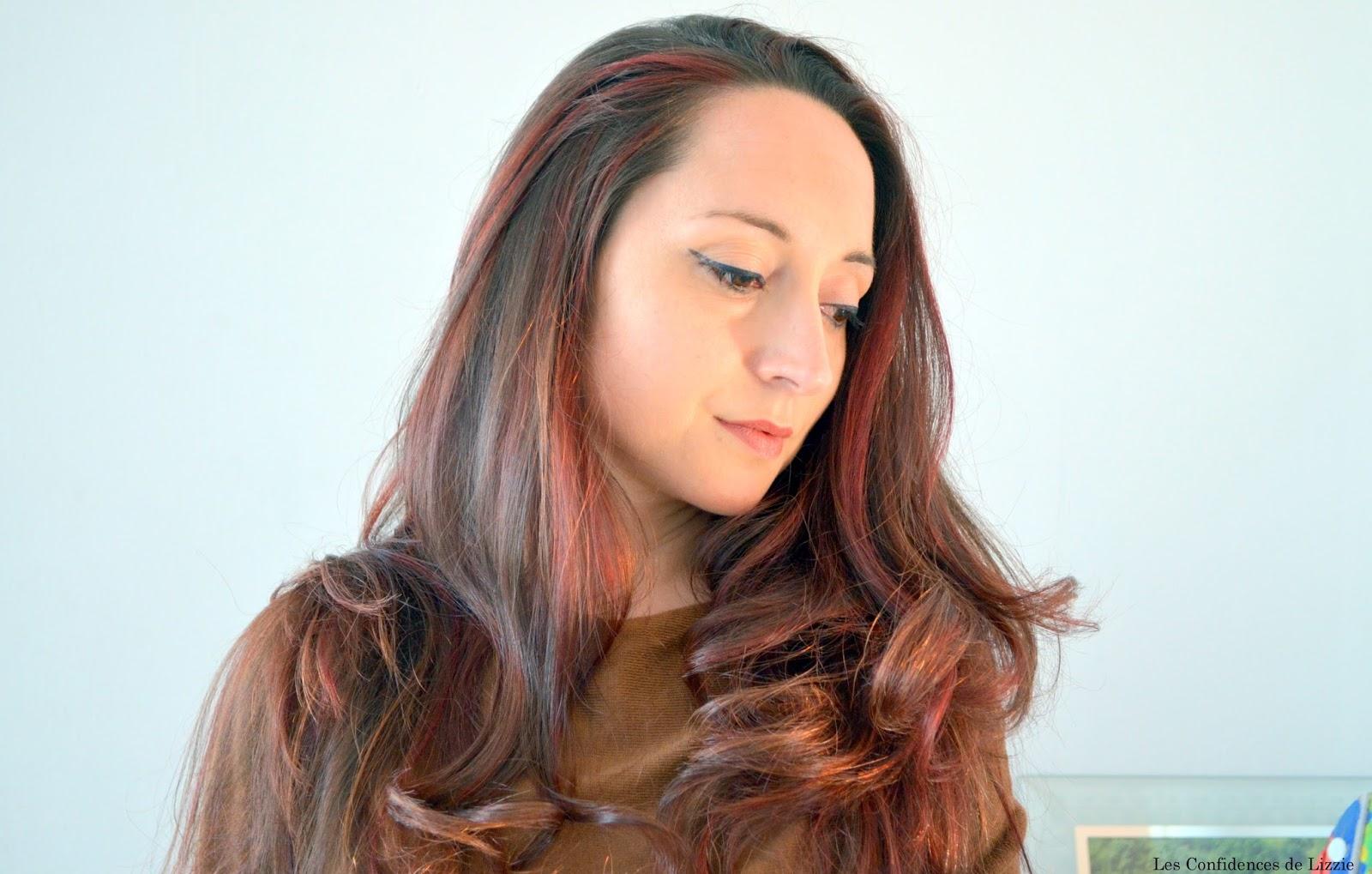 hairissime - lisseur - boucleur - cheveux brillants - boucles - faire des boucles facilement - lisser ses cheveux facilement - brushing simple - brush facile - lisseur pour cheveux