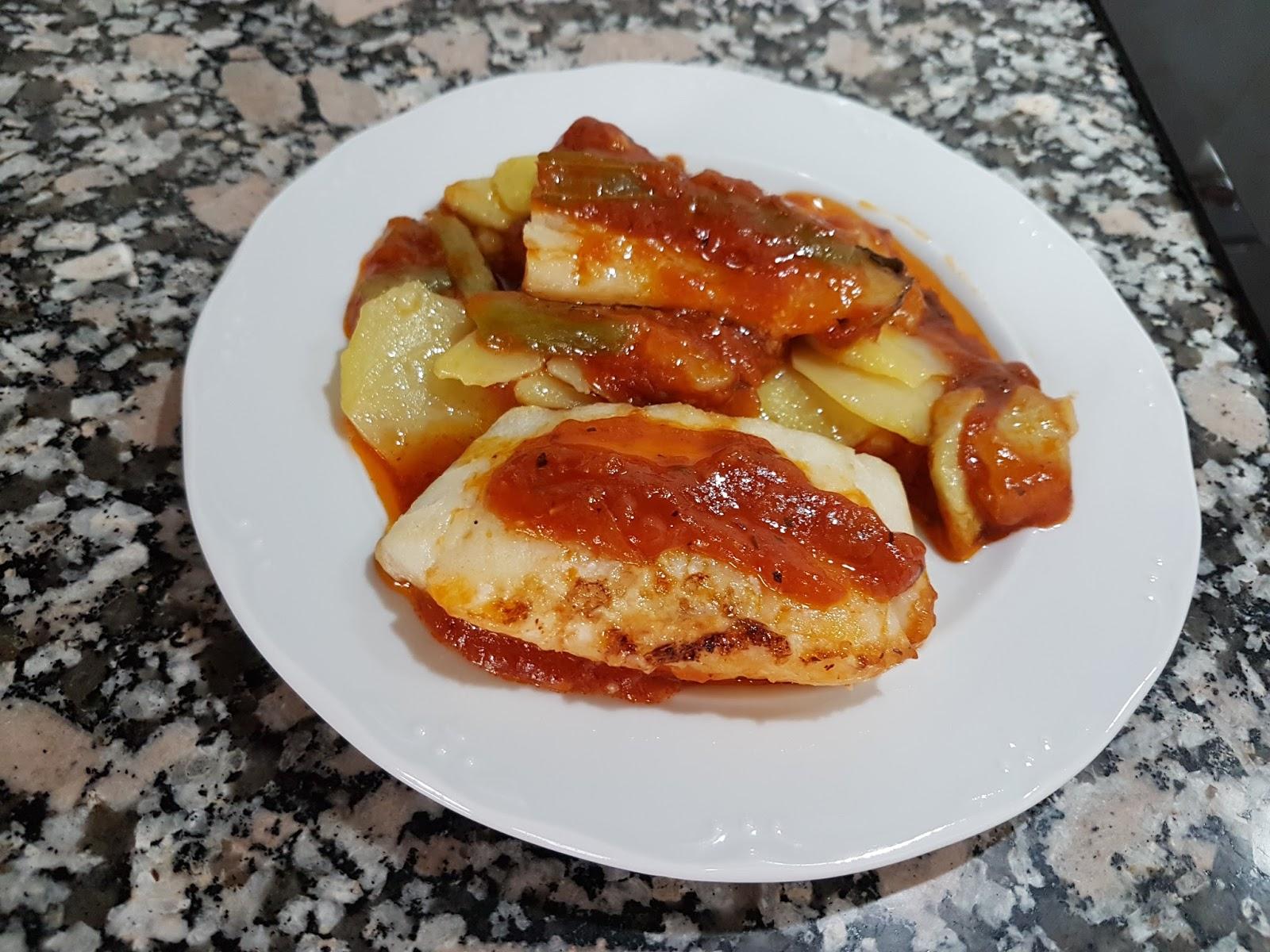 Recetas de toda la vida cocinar sencillo como me ense for Como cocinar lomos de bacalao