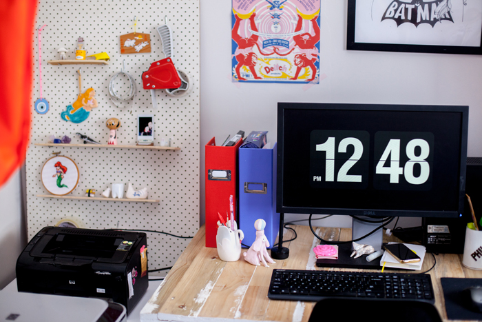 desk space inspiration