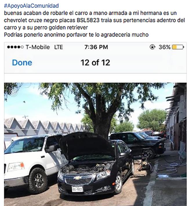 """CARTEL del GOLFO PELEA """"GUERRA INTERNA"""" ROBANDO CON VIOLENCIA a CIUDADANOS...en calles,avenidas, cruceros y colonias, mas de 50 autos robados Screen%2BShot%2B2017-05-05%2Bat%2B06.02.01"""