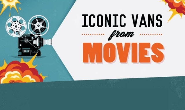 Iconic Vans From Movies