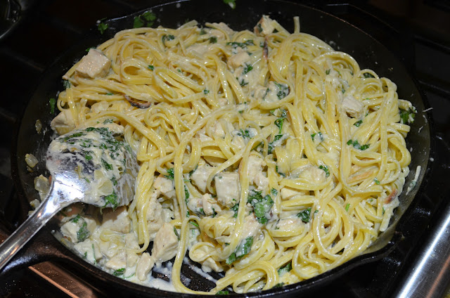 Jalapeño-Lime-Chicken-Alfredo-With-Cilantro-Toss-To-Coat.jpg