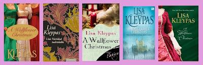 Portadas del libro romántico histórico Una navidad inolvidable, de Lisa Kleypas