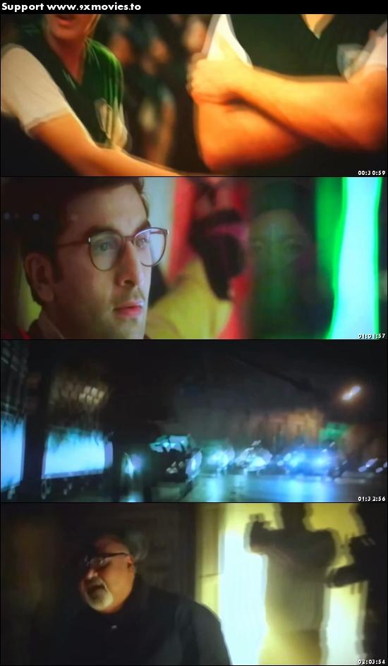 Jagga Jasoos 2017 Hindi 480p DVDScr 450MB