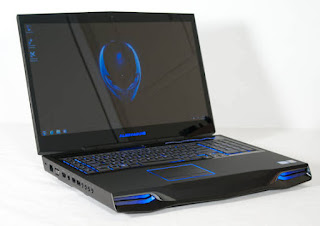 Laptops with HDMI input Alienware M18X