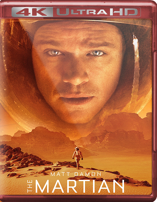 The Martian [Theatrical.&.Extended.Cut] [2015] [UHD] [2160p] [Latino]