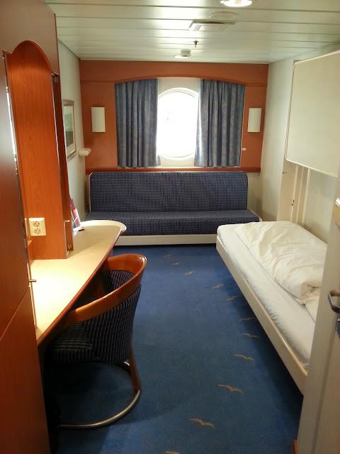 Hurtigruten MS Trollfjord - Standard Cabin