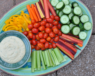 What Are Crudités? (And How to Build a Stunning Platter) another Vegetables 101 ♥ A Veggie Venture