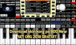 Download skin korg pa 800 New version et Set ORG 2018 Gratuit,Télécharger skin korg pa800 nouveau 2018,Download skin kn 2600,télécharger skin pa50,skin pa3x,skin pa500