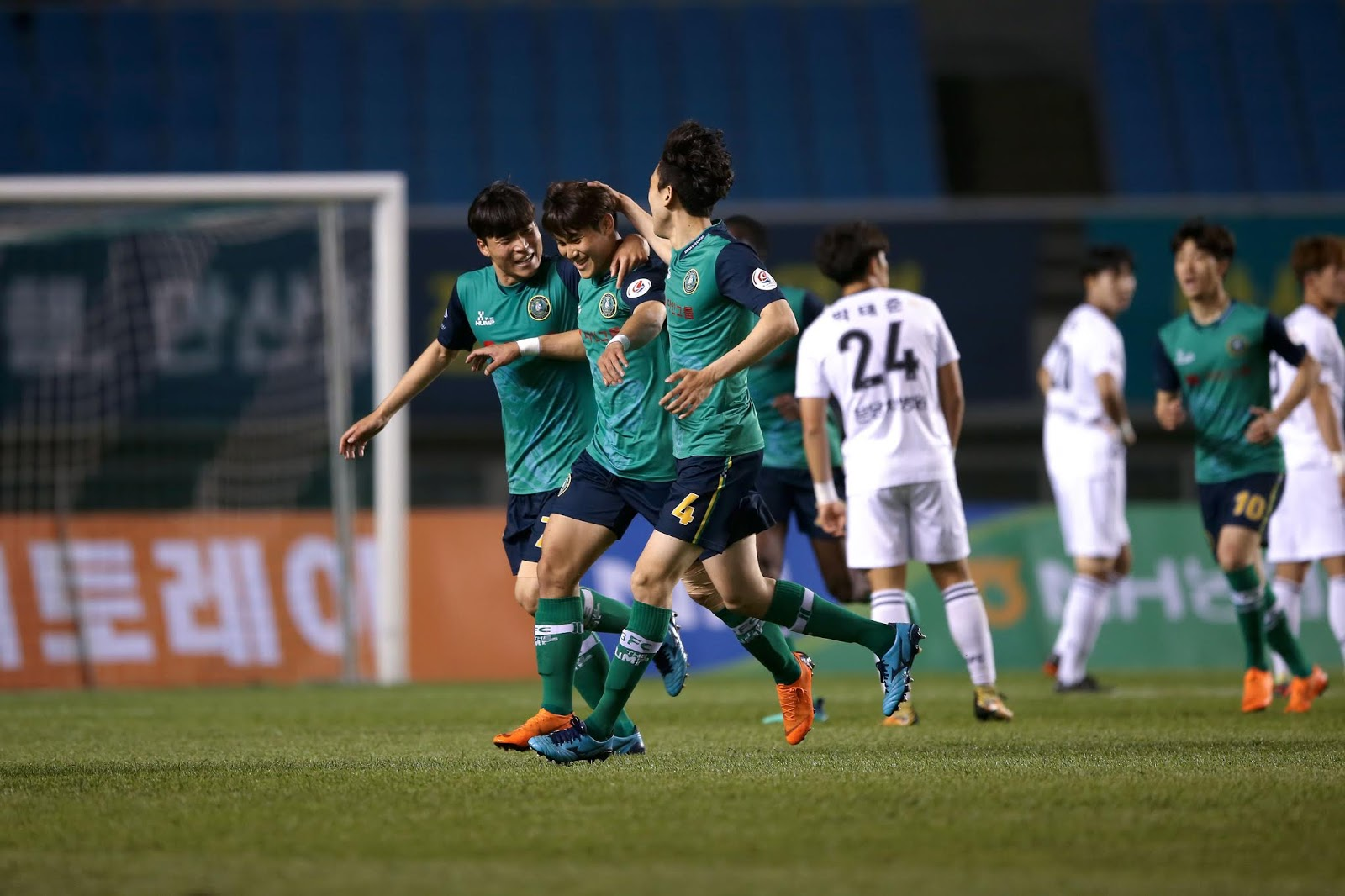 Preview: Bucheon 1995 Vs Ansan Greeners K League 2 Round 13