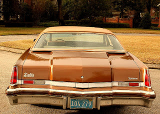 1974 Oldsmobile Toronado Landau Rear Picture