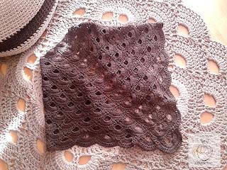 Virus shawl - Ofuniowo