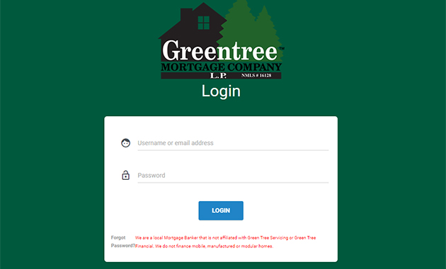 Greentree Mortgage Login Comes as Useful Feature