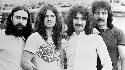 black sabbath - band - 1970