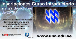 Inscripciones Curso Introdutorio