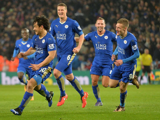 5000-1 Underdogs Leicester City Prove Pigs Can Fly: Entrepreneurs take heart!