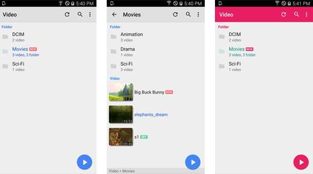 Aplikasi Pemutar Video Terbaik Untuk Smartphone Android