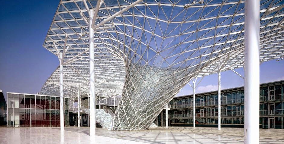 Estructuras met licas sin nimo de fuerza ingenier a y for Estructura arquitectura
