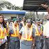 Photo News: Nigeria Customs Service Pays Courtesy Visit To Lagos Brewery, Nigerian Breweries Plc