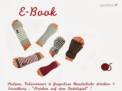das Strickstulpen-Ebook!