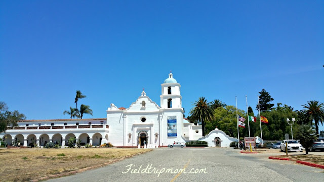 Catholic San Luis Rey