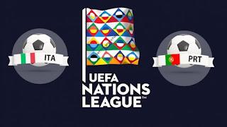 بث مباشر مباراة البرتغال وايطاليا اليوم السبت 17-11-2018 دوري الأمم الأوروبية Italy vs Portugal Live