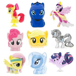 All My Little Pony Basic Fun Figures