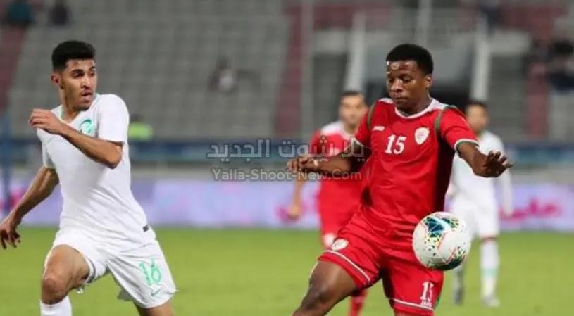 السعودية تحقق فوز كبير على منتخب عمان وتتاهل اول المجموعة الثانيه لنصف نهائي كأس الخليج العربي 24