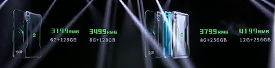 Xiaomi Black Shark 2 Gaming Smartphone