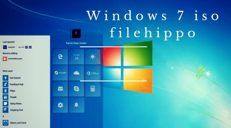 windows 7 iso filehippo: How to get Windows 7 iso filehippo