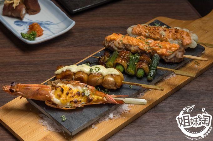 日式料理 日本料理 高雄 美食 推薦 墨吉日本料理 左營區 獨家