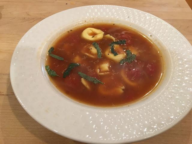 noodle soup- vegetarian soup recipe