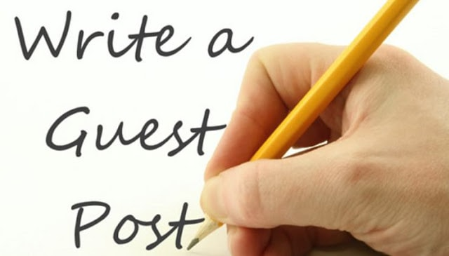 Guest Blogging - Work from Home Jobs
