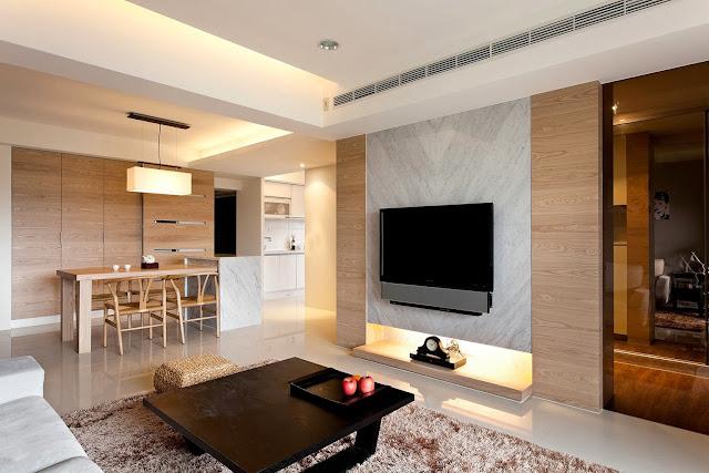 aménagement nouvelle maison
