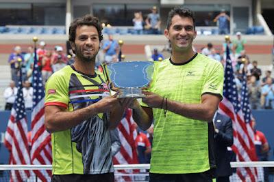 sport, tenisz Horia Tecău, Jean-Julien Rojer, US Open