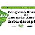 Estão abertas inscrições para trabalhos no III Congresso Brasileiro de Educação Ambiental Interdisciplinar (COBEAI)