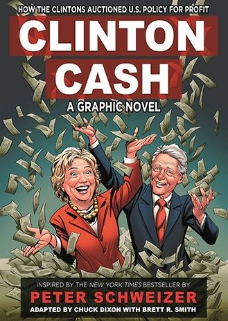 Clinton Cash - A Graphic Novel
