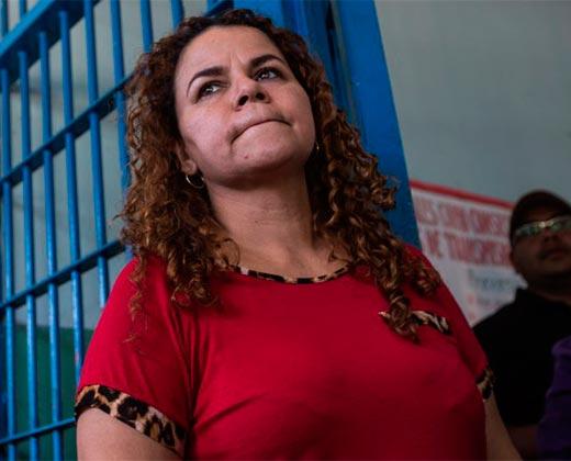 """Iris Varela busca """"transformar"""" a presos venezolanos en """"defensores de la patria"""""""