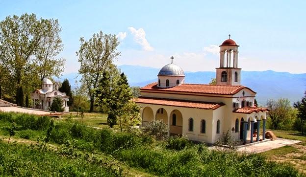 Εκδηλώσεις για το Γενέσιο της Θεοτόκου στην Παναγία Γουμερά στη Μακρυνίτσα Σερρών