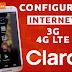 Configurar Internet 3G/4G LTE+MMS APN Claro Perú 2018 en Android